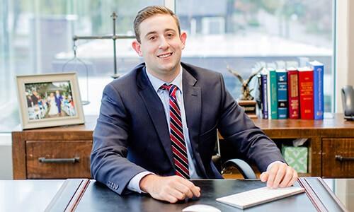 Brandon Fersten | Barnes Law Firm