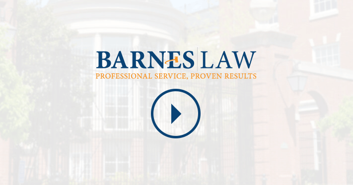 Knoxville White Collar Crimes Defense Attorney | Barnes Law Firm